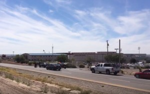 El Paso schools on lockdown after report of an armed person