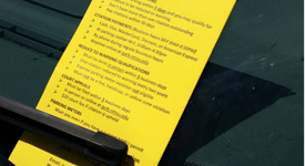 Where does all the money from NMSU parking tickets go?