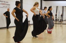 NMSU dance professor passionate about flamenco