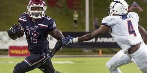 Aggies whip rival UTEP 41-14