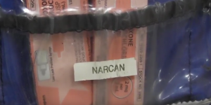 Police, firefighters get certified in the use of Narcan