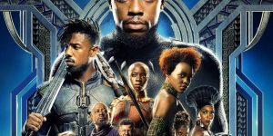 'Black Panther' features super soundtrack, villian and world