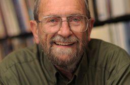 "NMSU Professor James ""Jim"" Peach (Photo courtesy of NMSU)."
