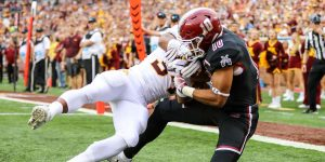 NMSU football falls 48-10 in second consecutive game