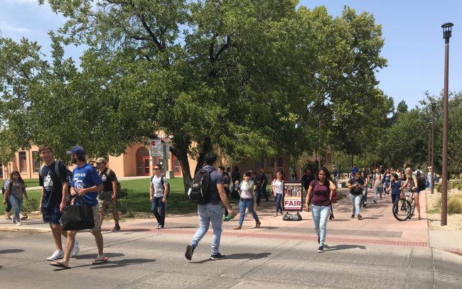 New semester kicks off