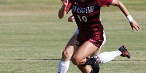 NMSU soccer drops WAC opener to Utah Valley