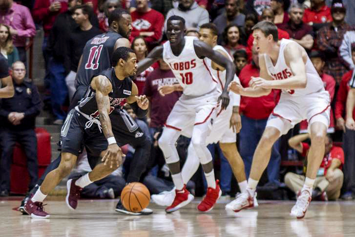 NMSU men's basketball preview: Expectations high in Jans