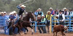 Rodeo team riding high as season kicks off this weekend