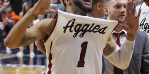 Aggie men's basketball advances to championship game