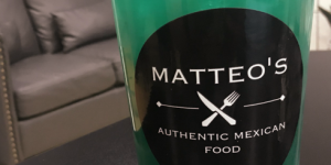 Review: Matteo's drinks and location good, food average