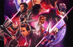 "Official ""Avengers: Endgame"" movie poster. (Image courtesy of Marvel Studios)"