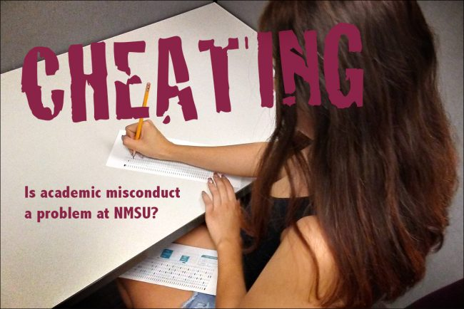 Cheating: NMSU students and faculty weigh in on academic misconduct