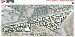 Aggie Uptown underway