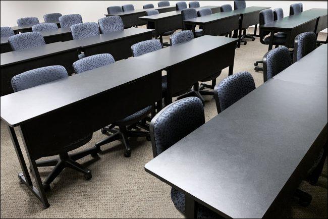 Breaking News: 'Coursework' suspended next week